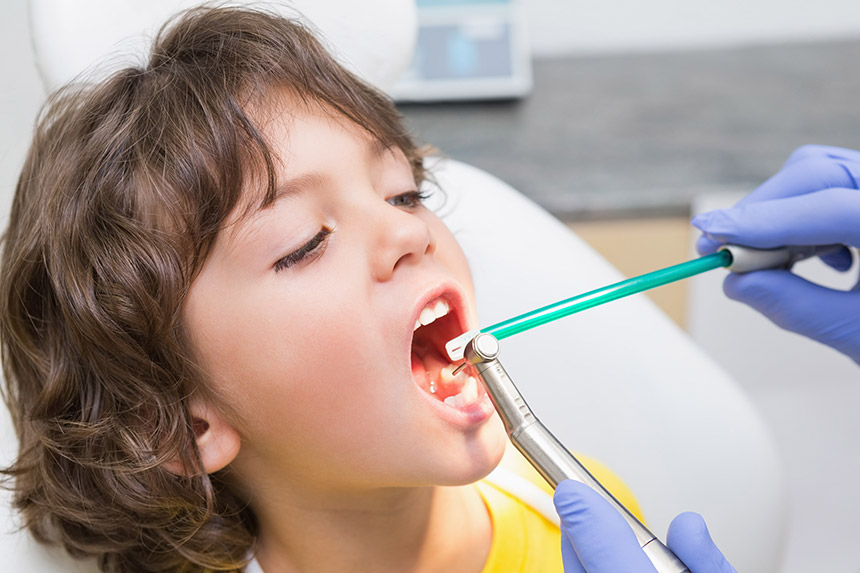 دندانپزشکی کودکان (اطفال)
