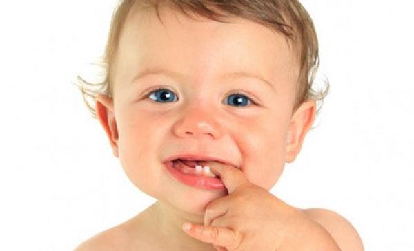 دندان شیری کودکان