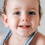 مراحل رویش و تکامل دندان های شیری