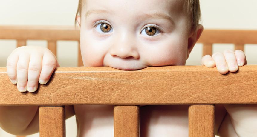 روشهای کاهش درد دندان درآوردن در نوزادان