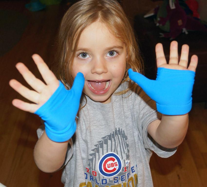 ترک عادت مکیدن انگشت شست در کودکان