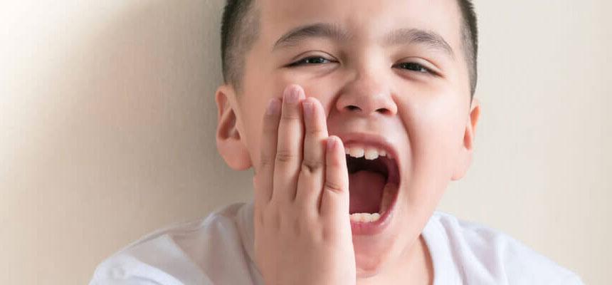 عفونت، آبسه دندانی و لثهای در کودکان